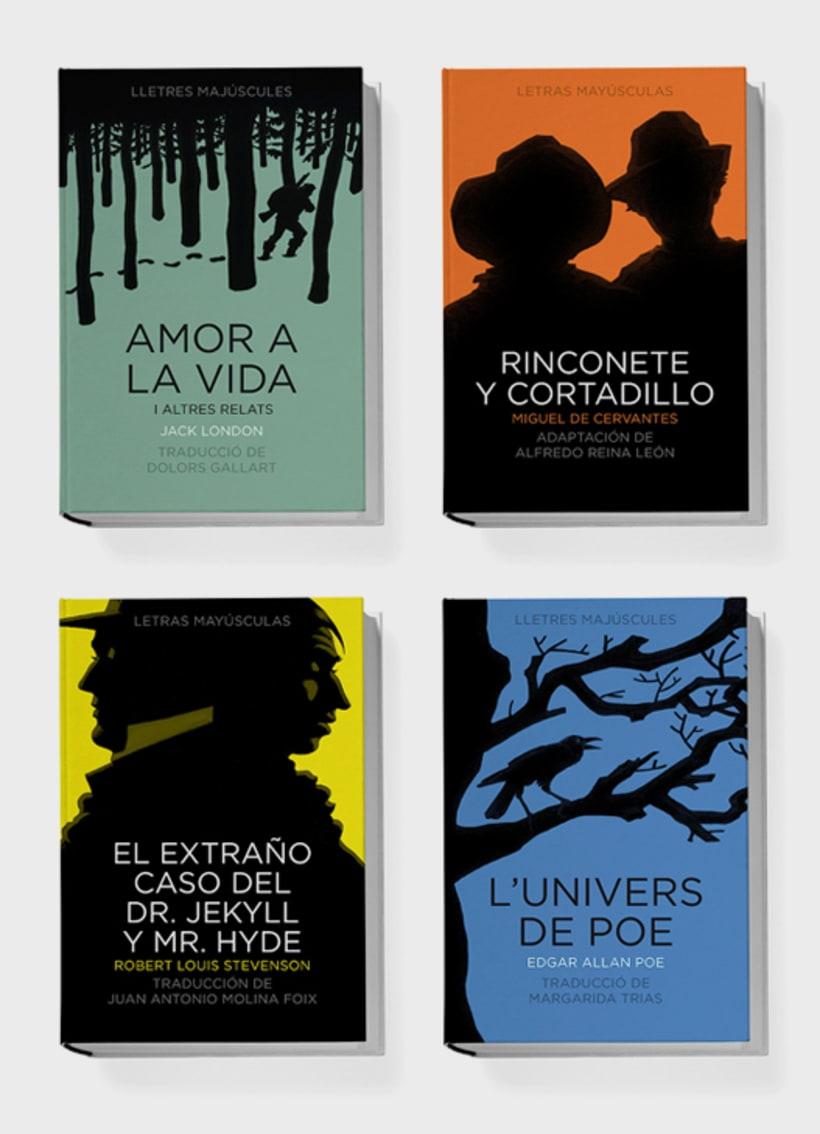 Colección Letras Mayúsculas para Combel -1