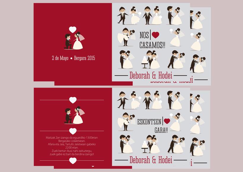 Invitaciones de boda -1