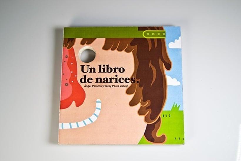 Un Libro de Narices (pop-up) 0