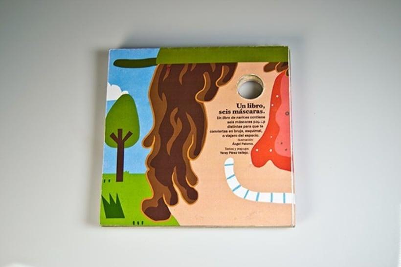 Un Libro de Narices (pop-up) 7