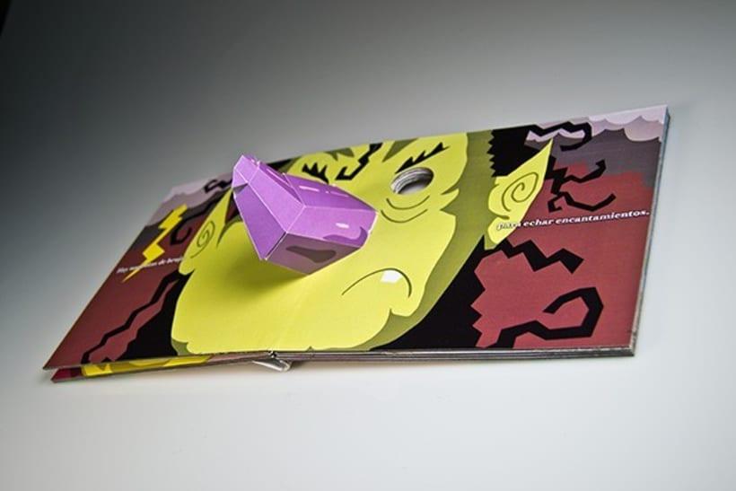 Un Libro de Narices (pop-up) 3