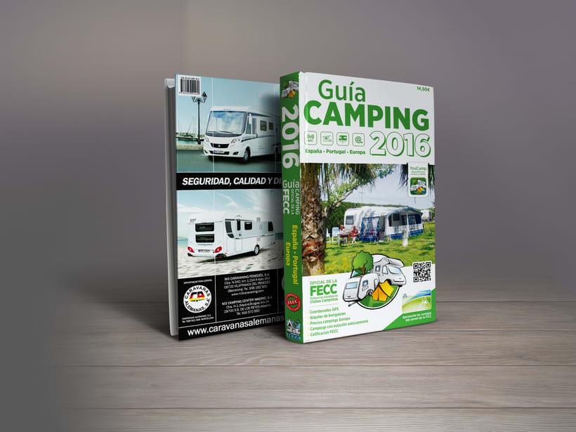 Ediciones JD - Guía Camping 2016 - Guía Autocaravanas 2016 0