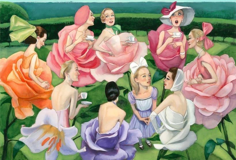 """Libro ilustrado """"Alicia a través del espejo"""" - Lewis Carroll - Nórdica Libros   2"""