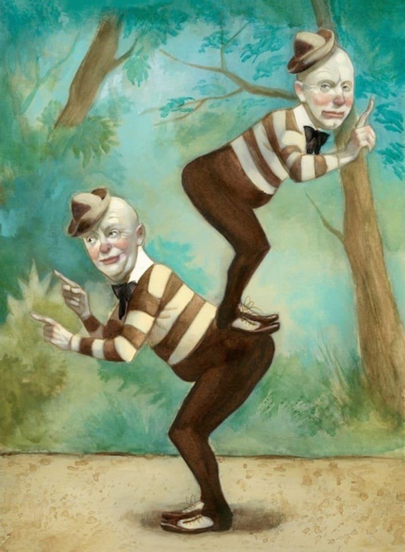 """Libro ilustrado """"Alicia a través del espejo"""" - Lewis Carroll - Nórdica Libros   4"""