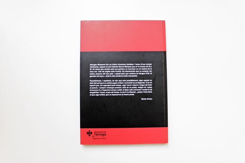 Georges Brassens: poemes i cançons. Versió i selecció per Amàlia Prat 0