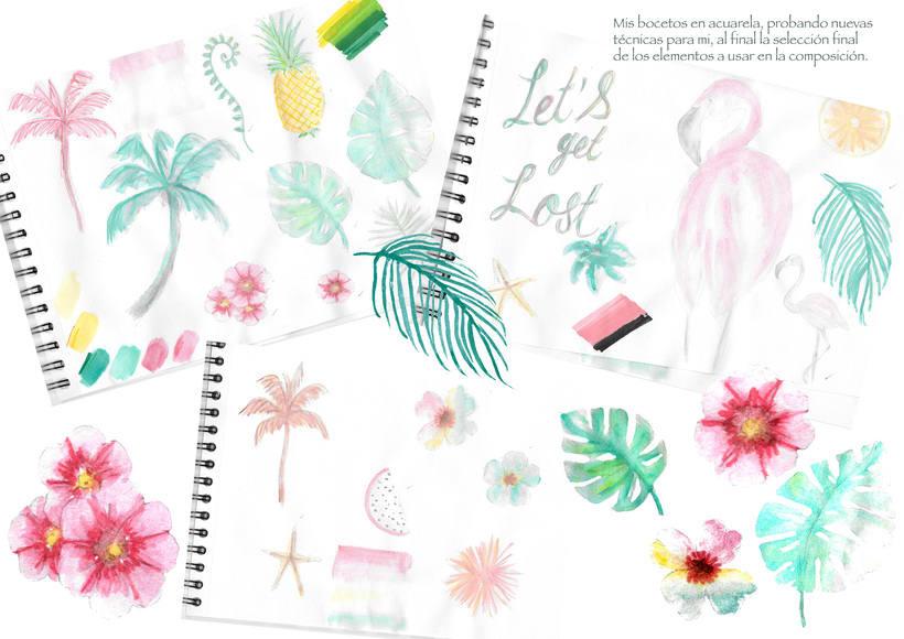 Soft Tropical  by Adidas. 2