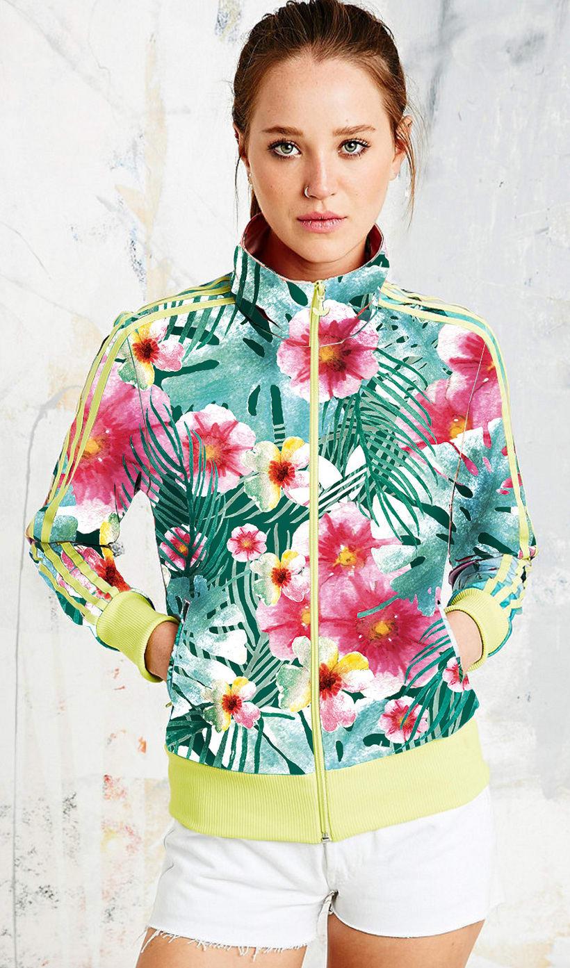 Soft Tropical  by Adidas. 4