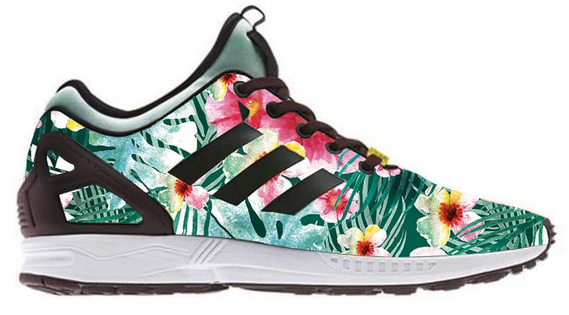 Soft Tropical  by Adidas. 5