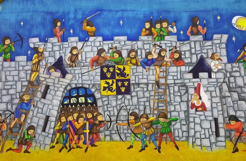La vida en la Edad Media 1