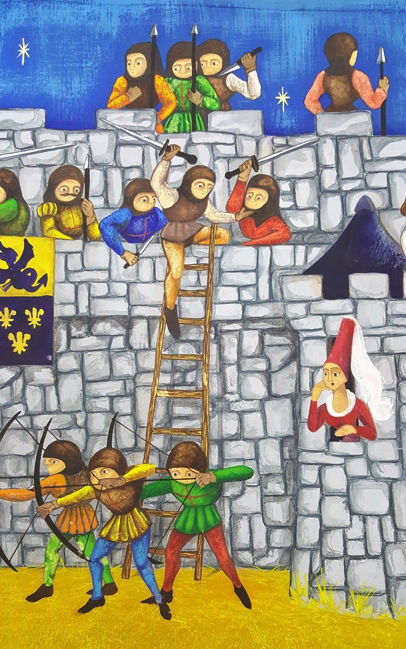 La vida en la Edad Media 3