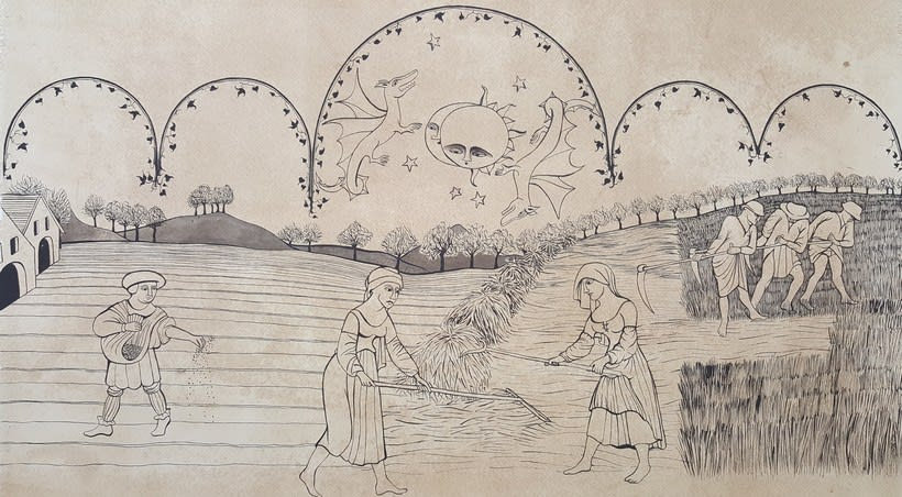 La vida en la Edad Media 7