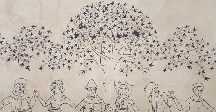 La vida en la Edad Media 9