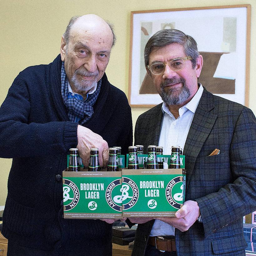 Brooklyn Brewery: El mejor cliente de Milton Glaser 6