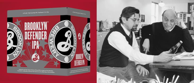 Brooklyn Brewery: El mejor cliente de Milton Glaser 9