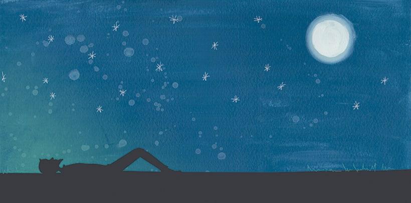 El Rayo de Luna (Álbum Ilustrado) 1