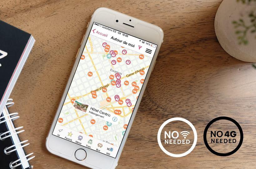 App - Les Bons Plans de Barcelone 2