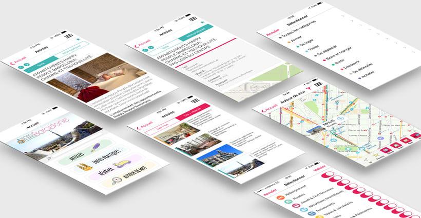 App - Les Bons Plans de Barcelone 1