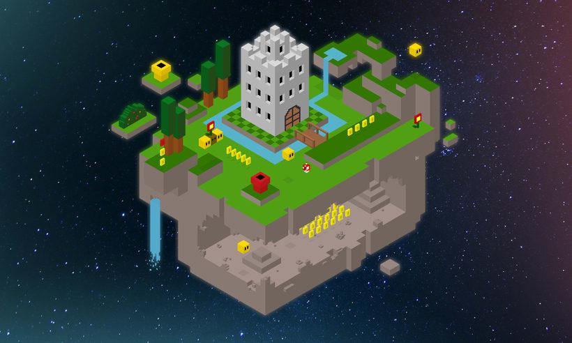 Super Mario Hexels World 1