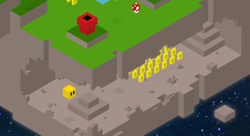 Super Mario Hexels World 4