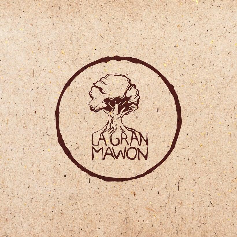 La Gran Mawon - Logo 0