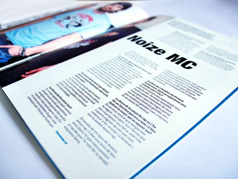 Cursiva - revista viatges pel món - cada revista té com a eix una ruta 3