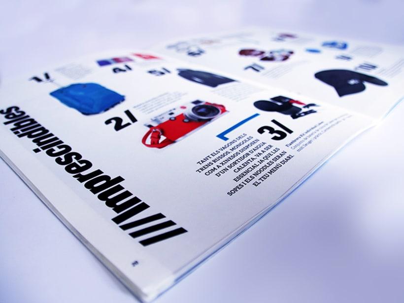 Cursiva - revista viatges pel món - cada revista té com a eix una ruta 2