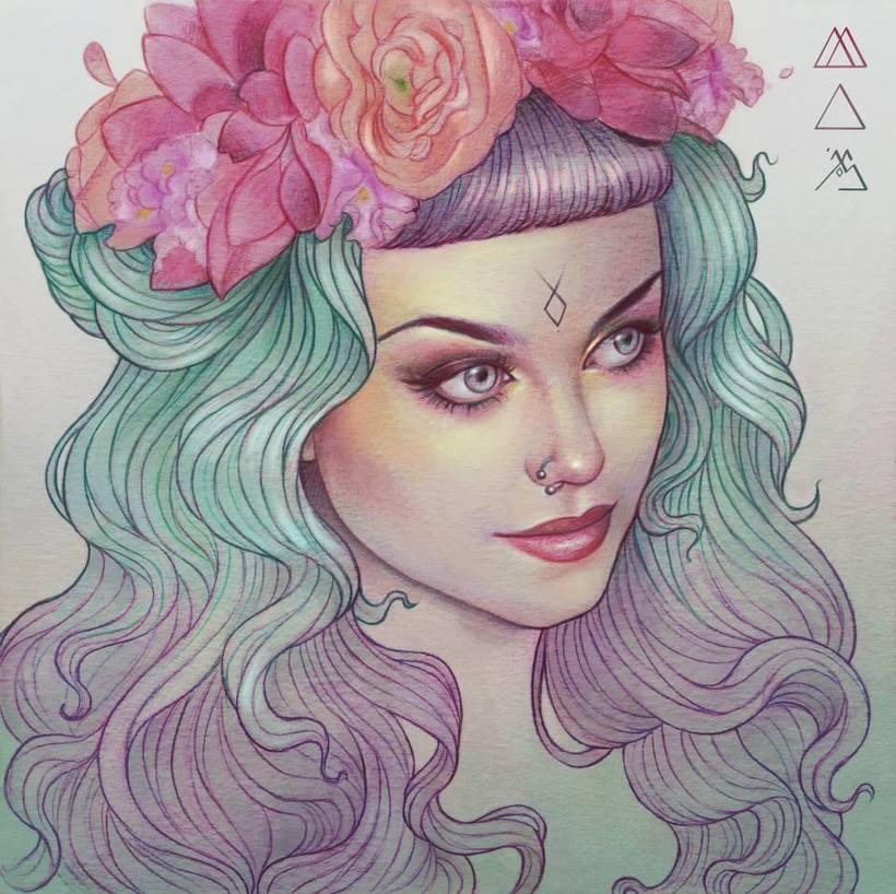 El sutil encanto femenino de Marta Adán 7