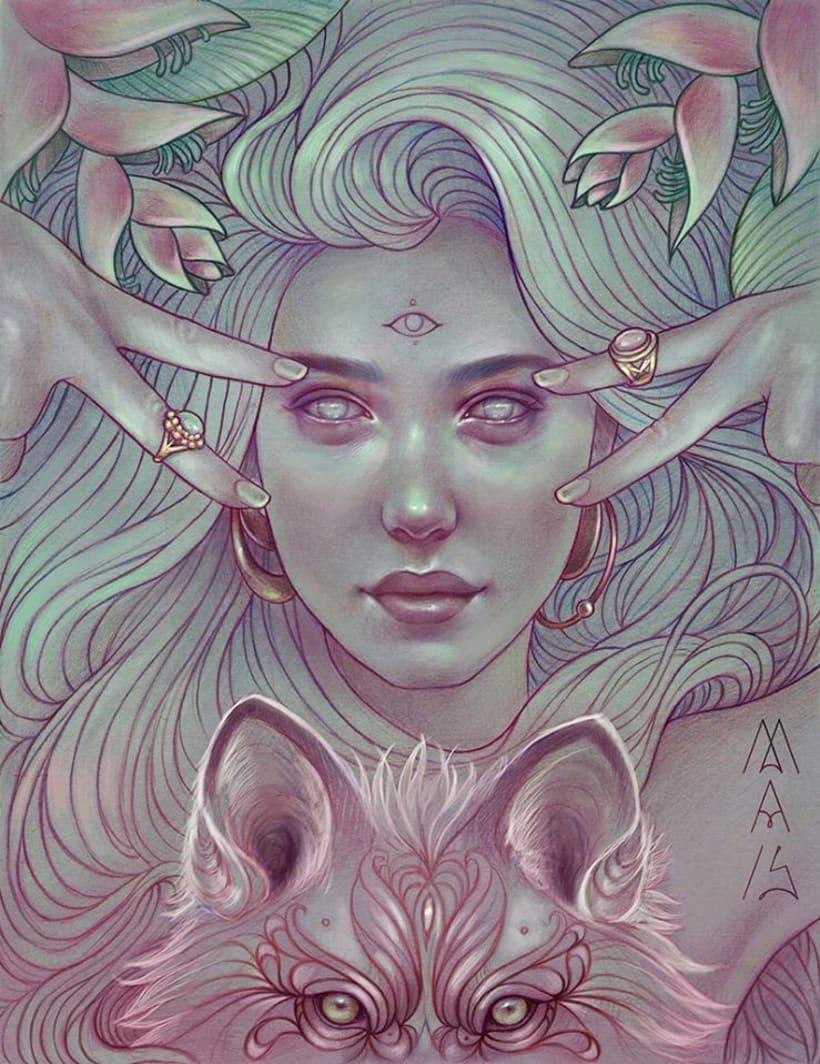 El sutil encanto femenino de Marta Adán  9