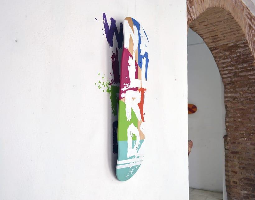 Live / Wallride Exhibition 14