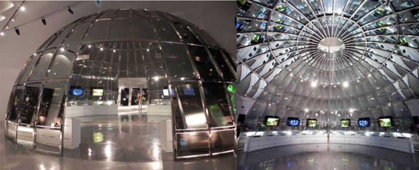 BTEK, Bizi Teknologia. Centro de Interpretación de la Tecnología -Parque Tecnológico Bizkaia- 1