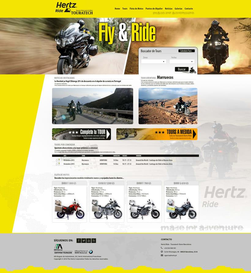 Hertz Ride Touratech - WEB 0