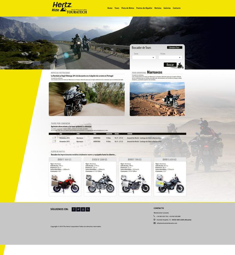 Hertz Ride Touratech - WEB 1