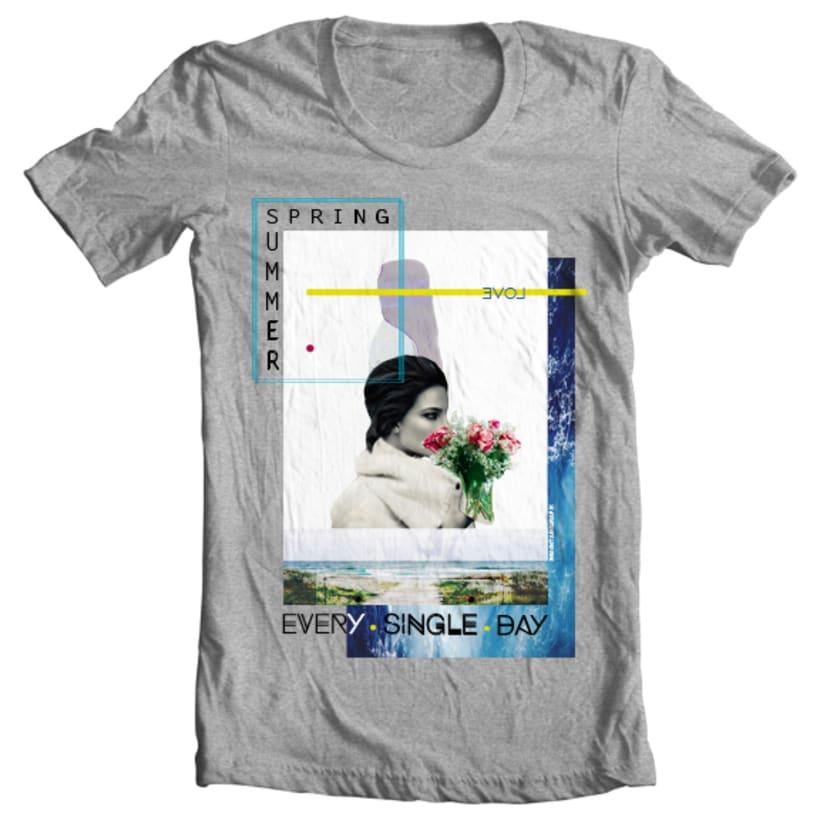 Diseño de Camisetas -1