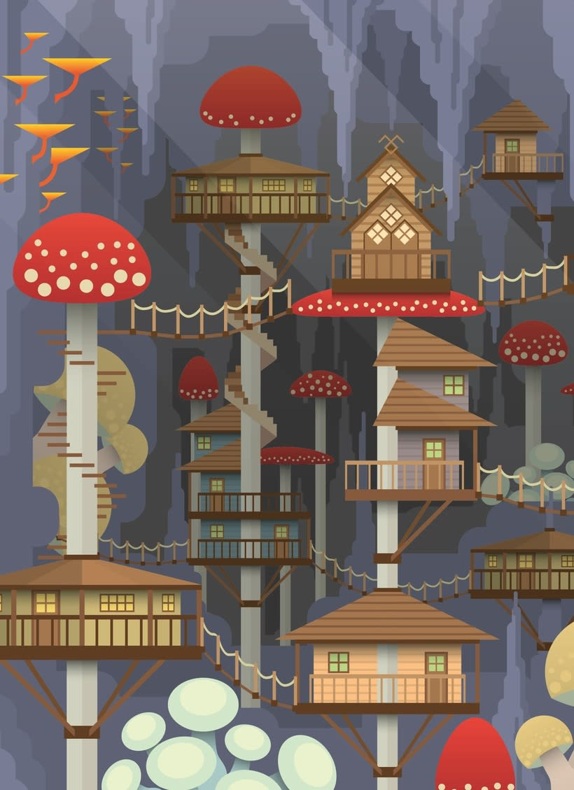 Hidden Village 4