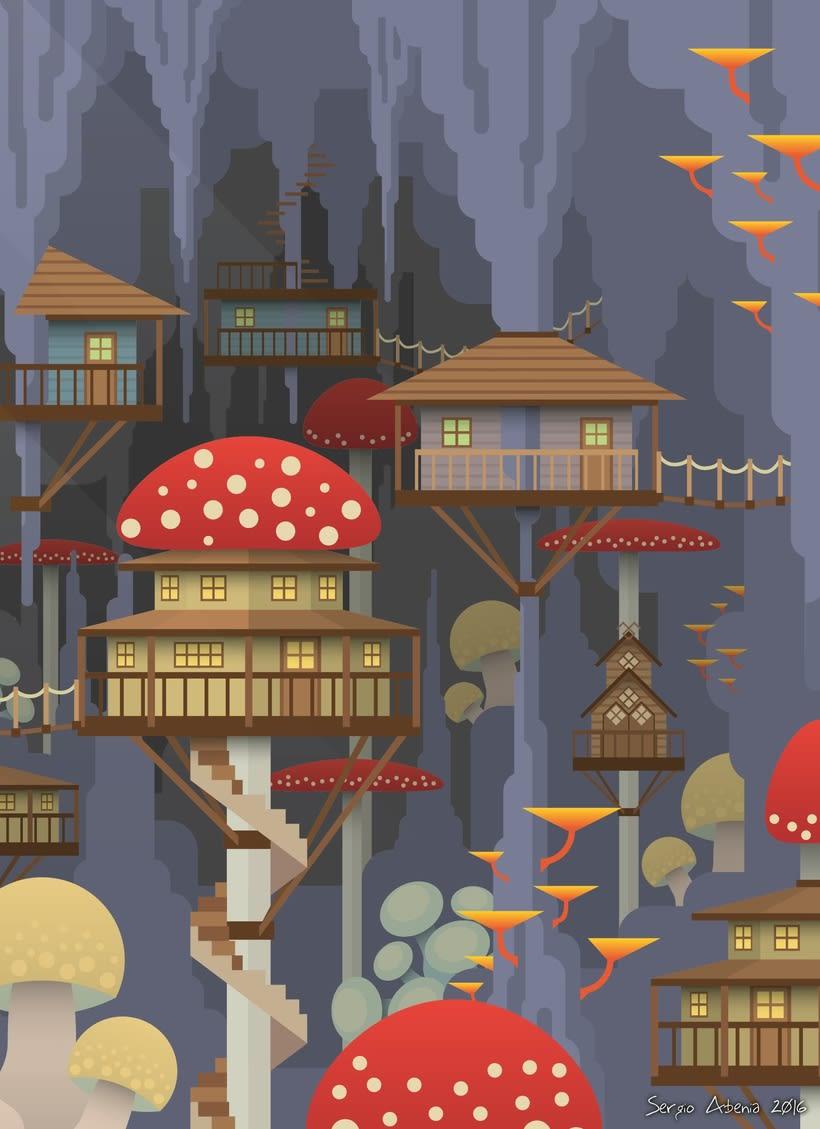 Hidden Village 5
