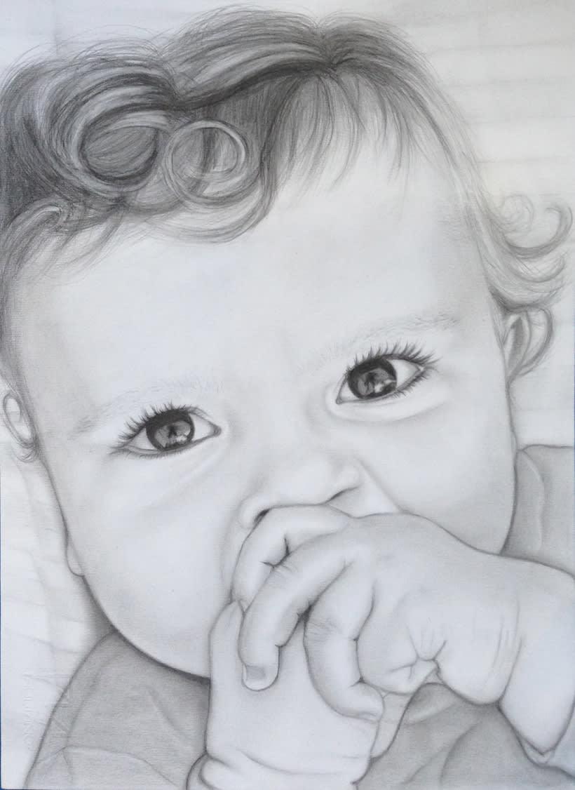 Pencil drawing -1