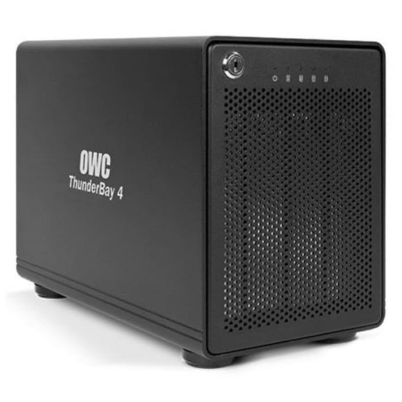 Vendo OWC ThunderBay 4  + NewerTech AdaptaDrive 1