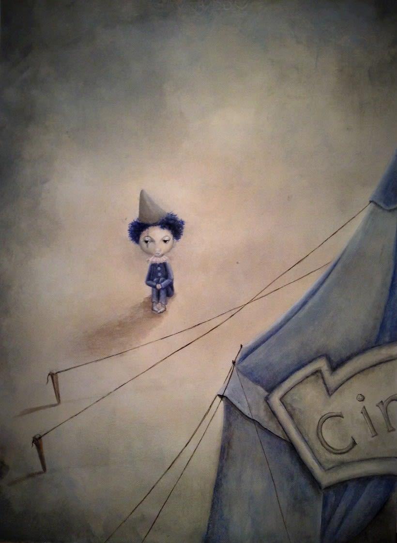 la niña triste 2
