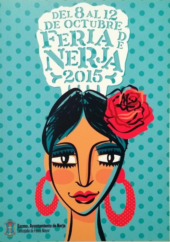 Concurso Cartel de Feria de Nerja 2016 1