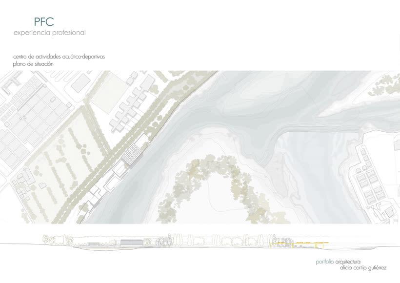 portfolio arquitectura - pfc y trabajos en estudio 1