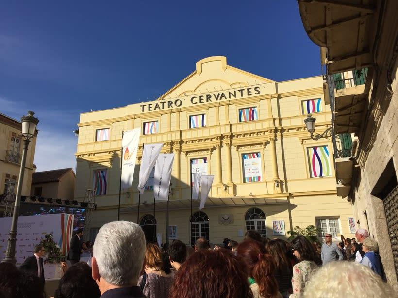 Festival de cine de Málaga 2015 0