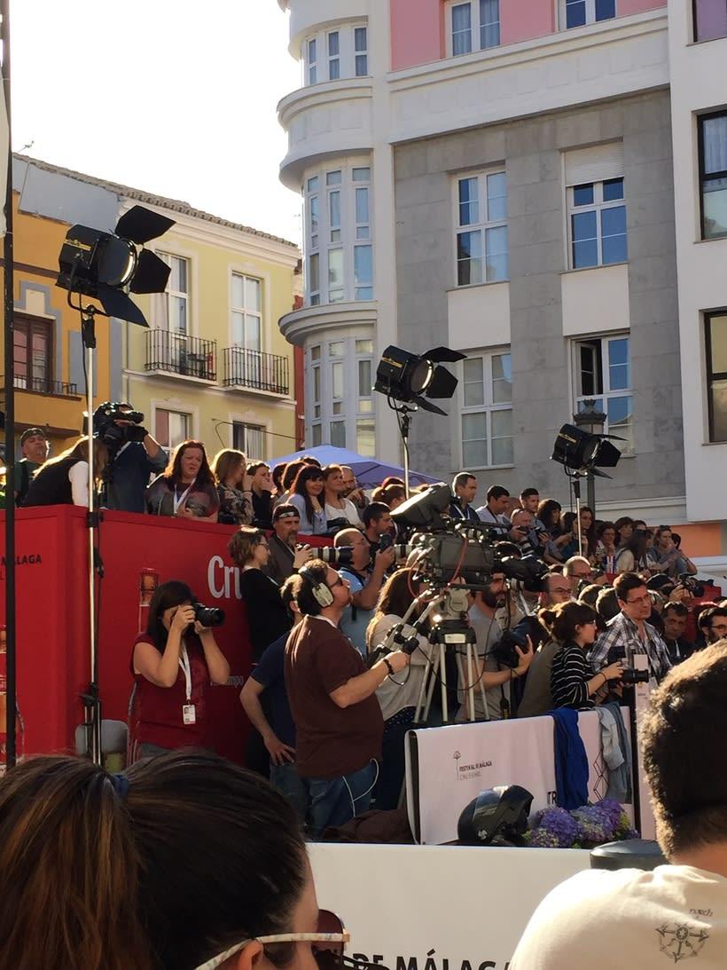 Festival de cine de Málaga 2015 1