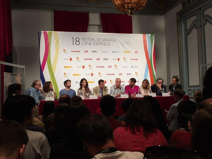 Festival de cine de Málaga 2015 7