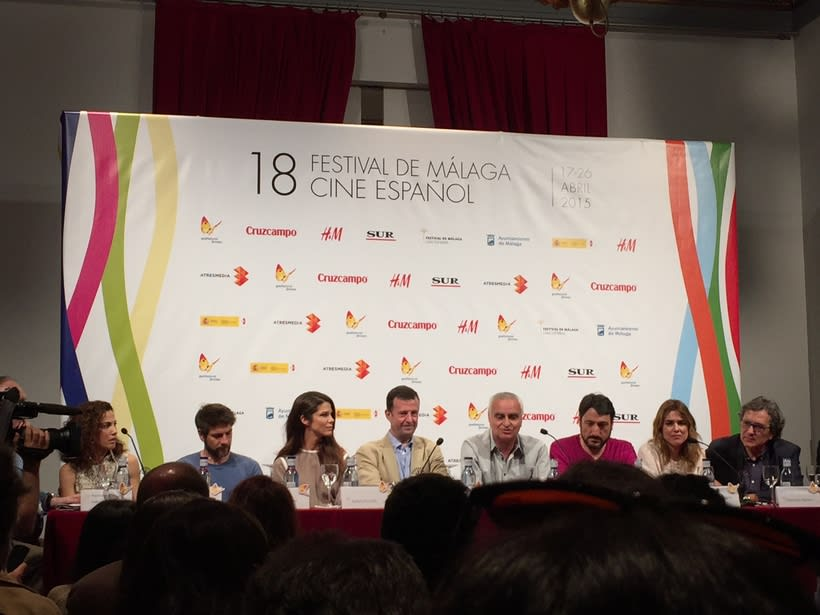 Festival de cine de Málaga 2015 8
