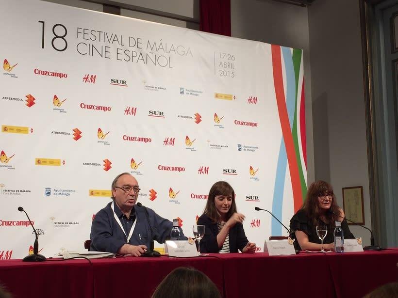 Festival de cine de Málaga 2015 17
