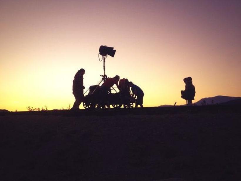Behind the Scenes 2
