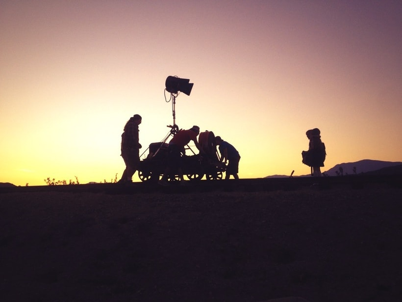 Behind the Scenes 12