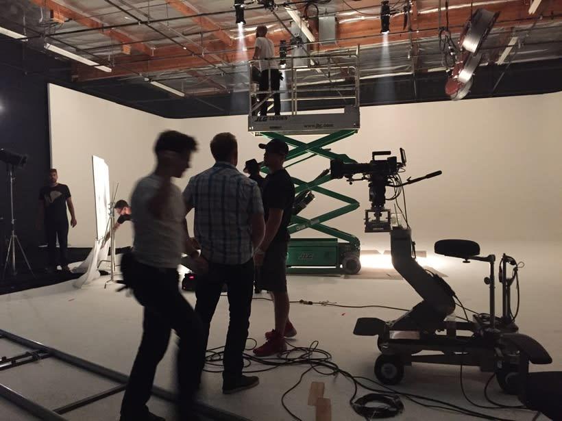 Behind the Scenes 16