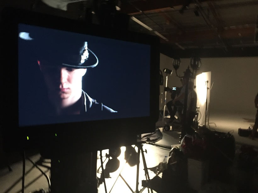 Behind the Scenes 17
