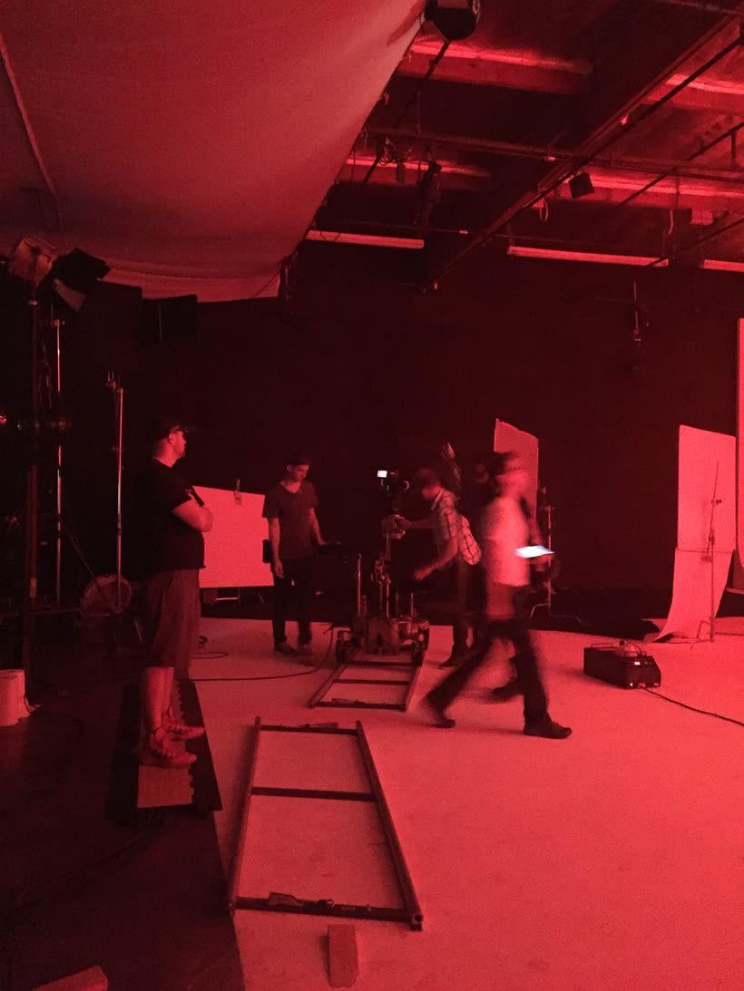 Behind the Scenes 18